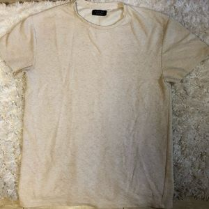 Zara Man White Shirt (Medium)